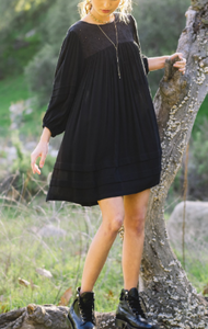 Frankie babydoll dress