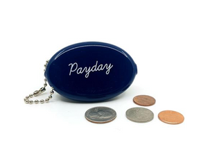 Payday coin pouch