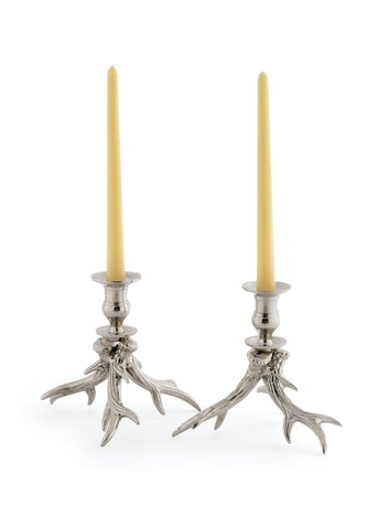 Pair of Western Candlesticks