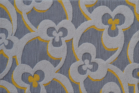 Flora Yellow Gray