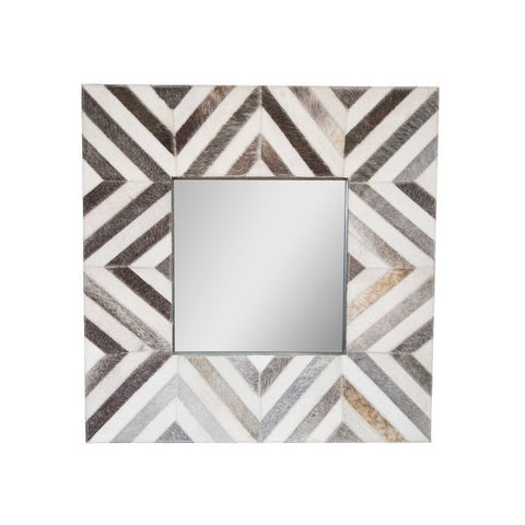 "26"" Square Palisades Wall Mirror"