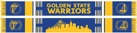 Warriors soccer scarf