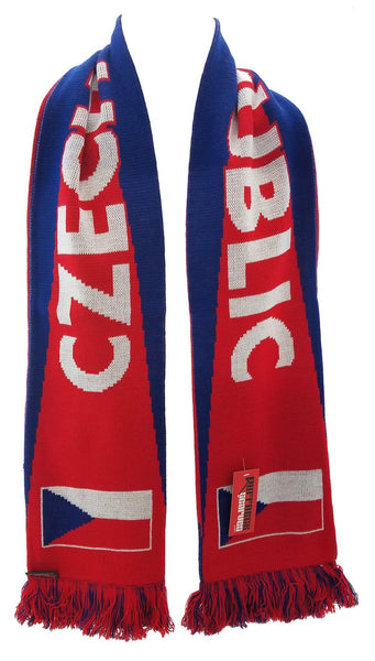 CZECH REPUBLIC Scarf - Ruffneck Scarves - 3