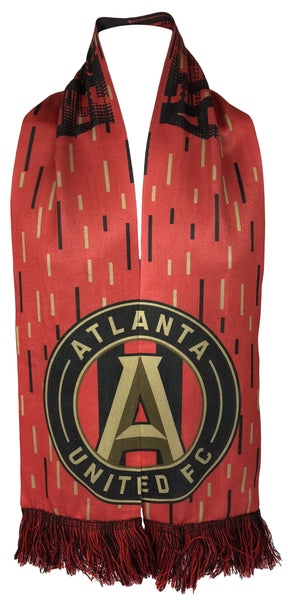 ATLANTA UNITED SCARF - Modprint (Summer Scarf)