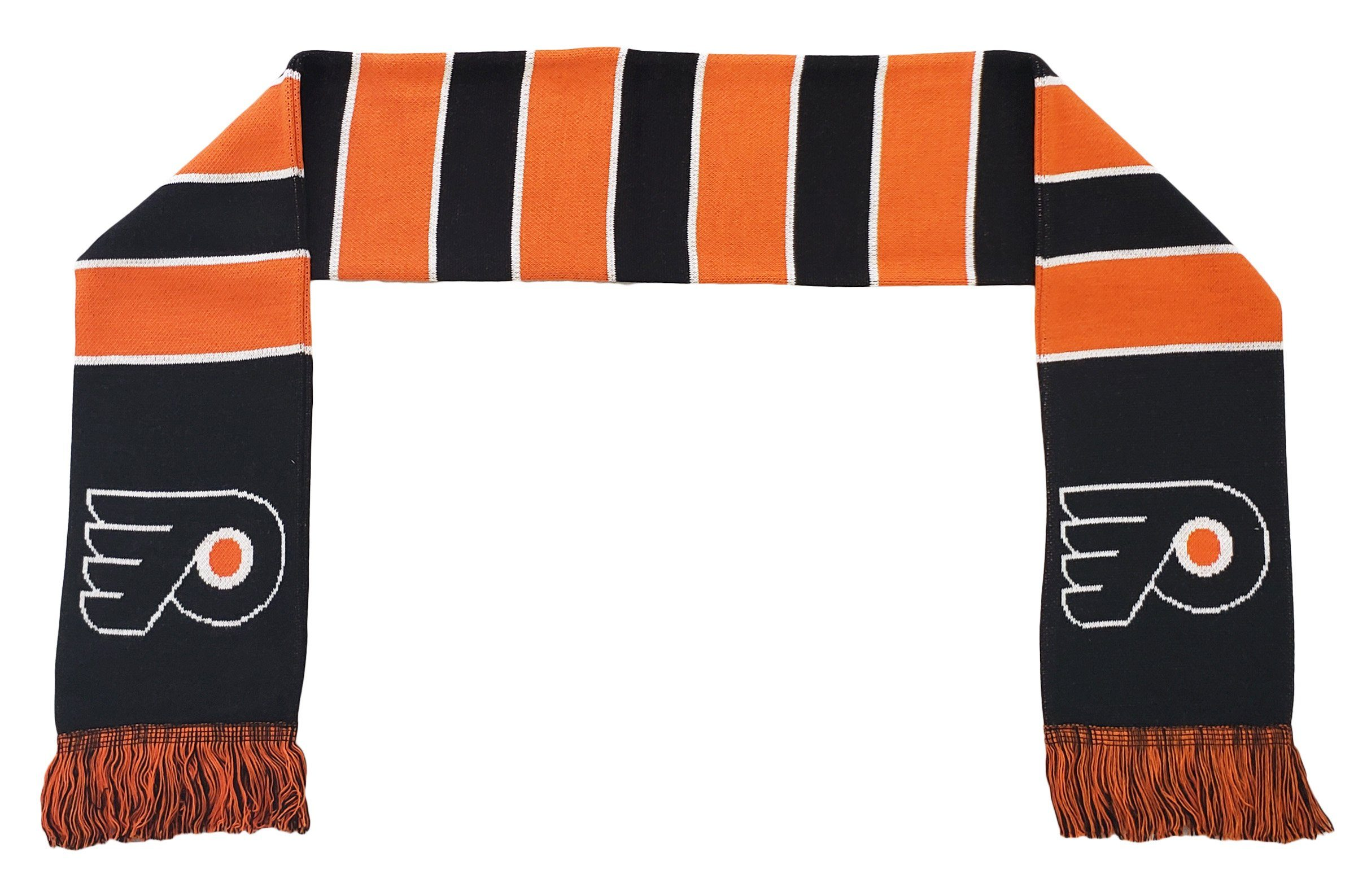 PHILADELPHIA FLYERS SCARF - Traditional Bar Scarf