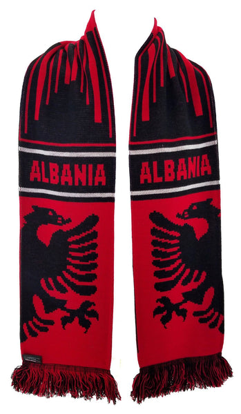 ALBANIA Scarf - Ruffneck Scarves - 3