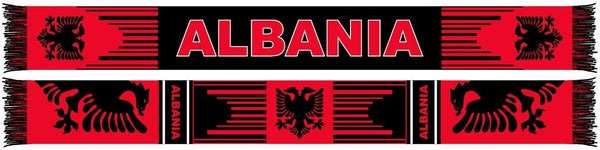 ALBANIA Scarf - Ruffneck Scarves - 1