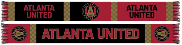 ATLANTA UNITED SCARF - Deco - Ruffneck Scarves - 1