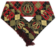 ATLANTA UNITED SCARF - Argyle