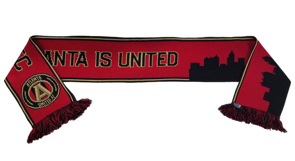 ATLANTA UNITED SCARF - Double Skyline