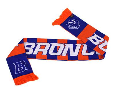 BOISE STATE SCARF - Bar - Ruffneck Scarves - 2