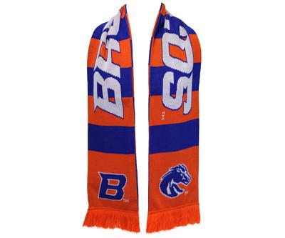 BOISE STATE SCARF - Bar - Ruffneck Scarves - 3