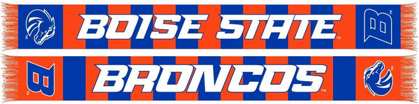 BOISE STATE SCARF - Bar - Ruffneck Scarves - 1