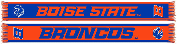 BOISE STATE SCARF - Buster - Ruffneck Scarves - 1