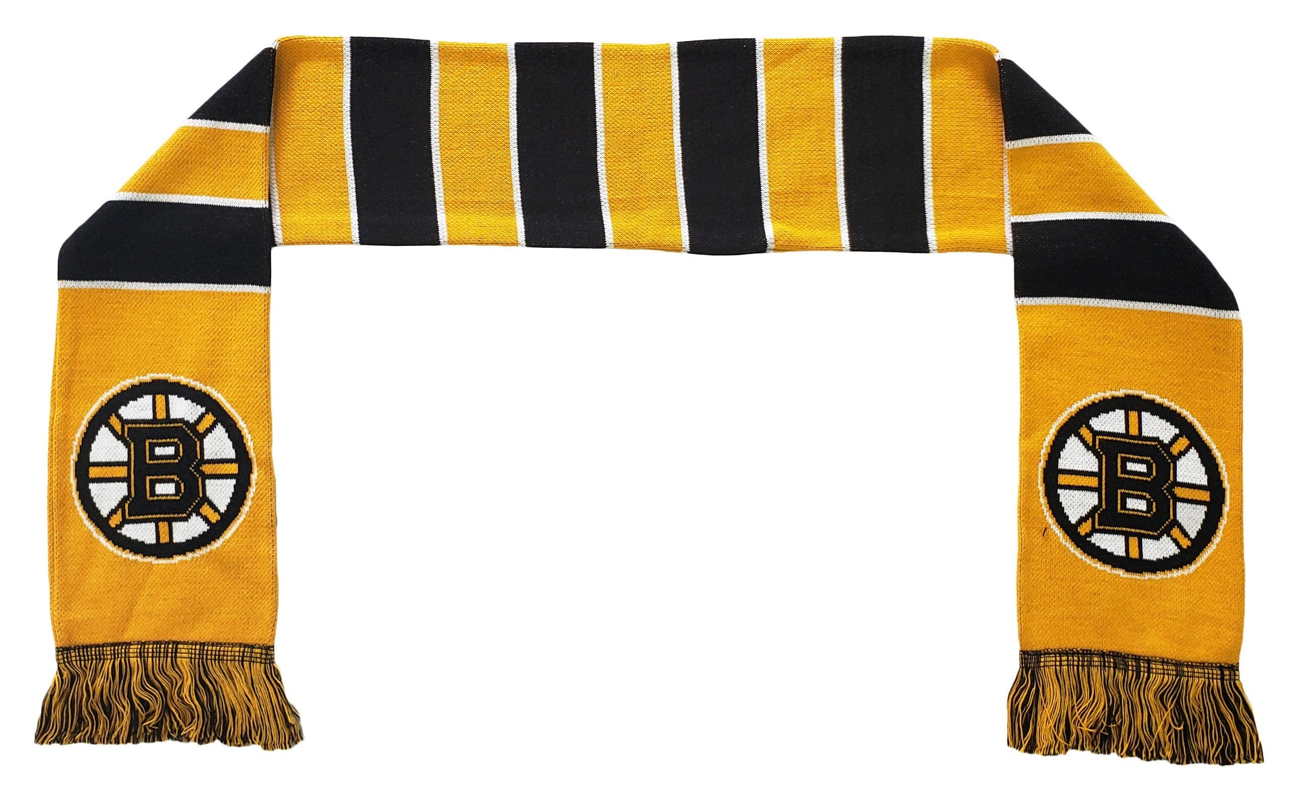 BOSTON BRUINS SCARF - Traditional Bar Scarf