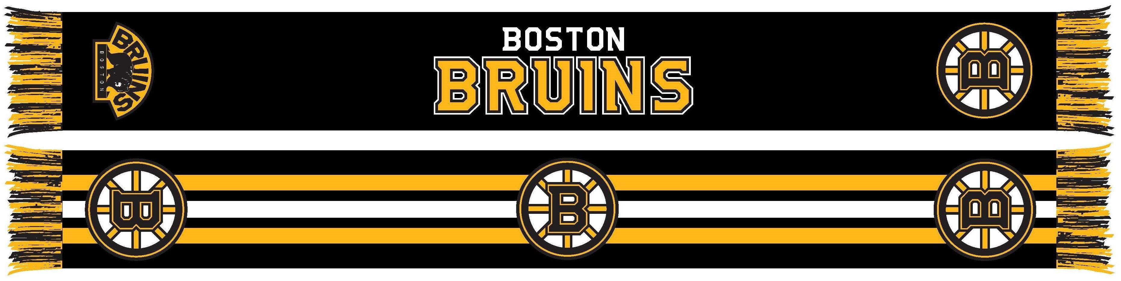 super popular a3dda 12d1d BOSTON BRUINS SCARF - Home Jersey