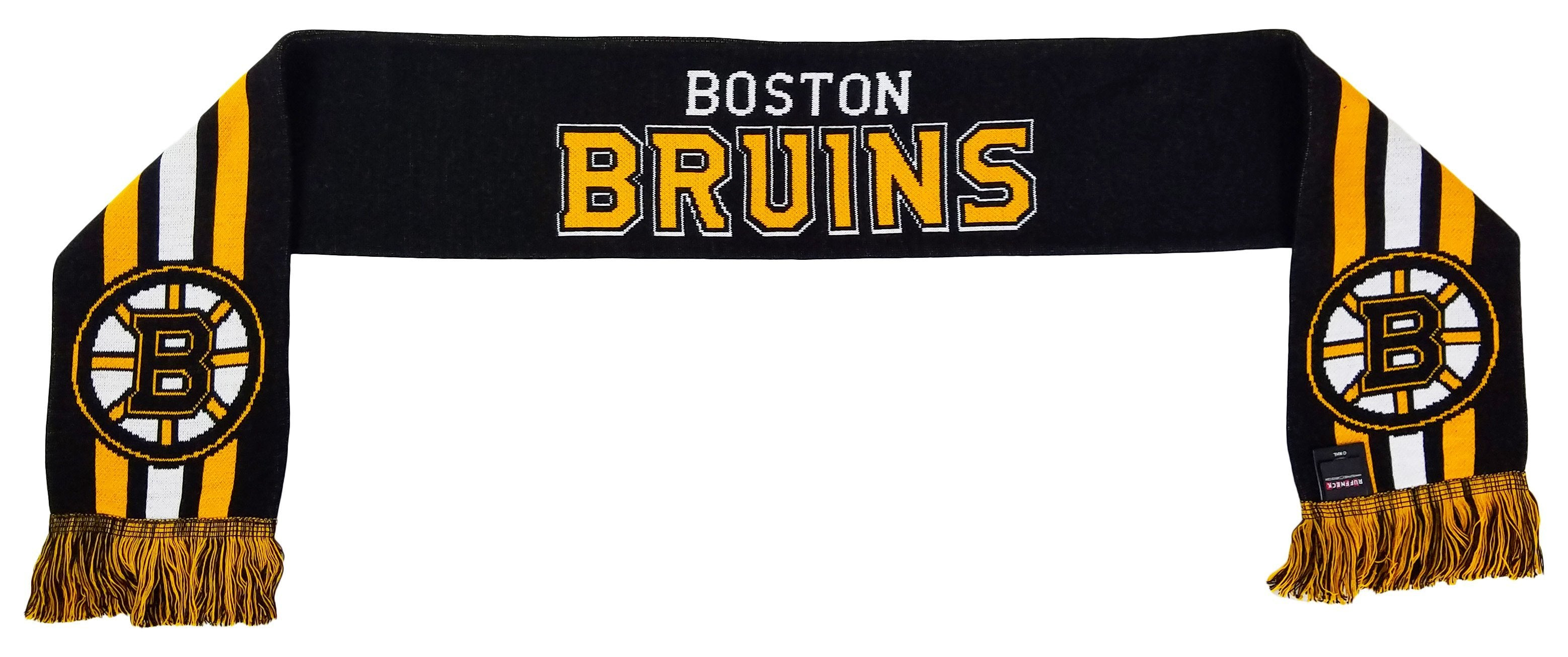 BOSTON BRUINS SCARF - Home Jersey