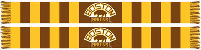 BOSTON BRUINS SCARF - Vintage
