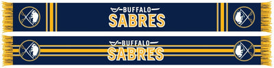 BUFFALO SABRES SCARF - Home Jersey
