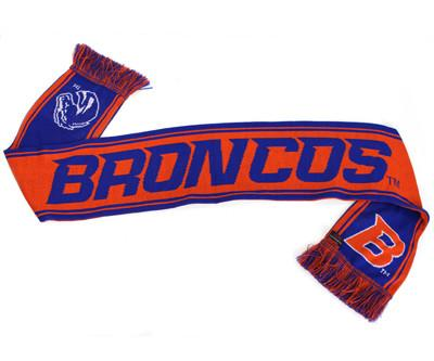 BOISE STATE SCARF - Buster - Ruffneck Scarves - 3