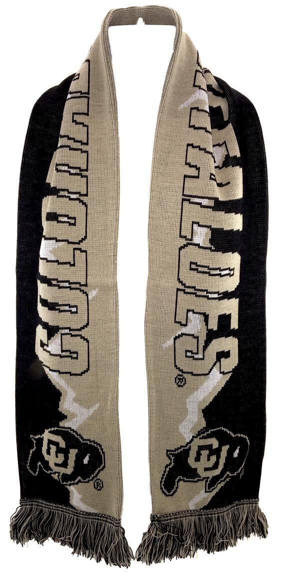 COLORADO BUFFALOES SCARF - Mountain - Ruffneck Scarves - 2
