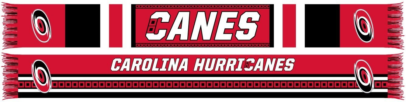 CAROLINA HURRICANES SCARF - Home Jersey