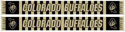 COLORADO BUFFALOES SCARF - Bar