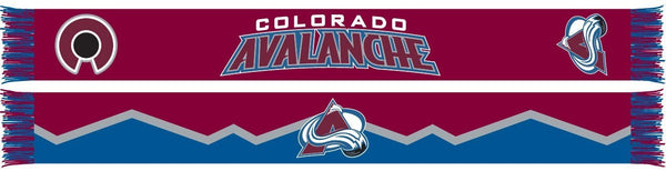 COLORADO AVALANCHE SCARF - Home Jersey
