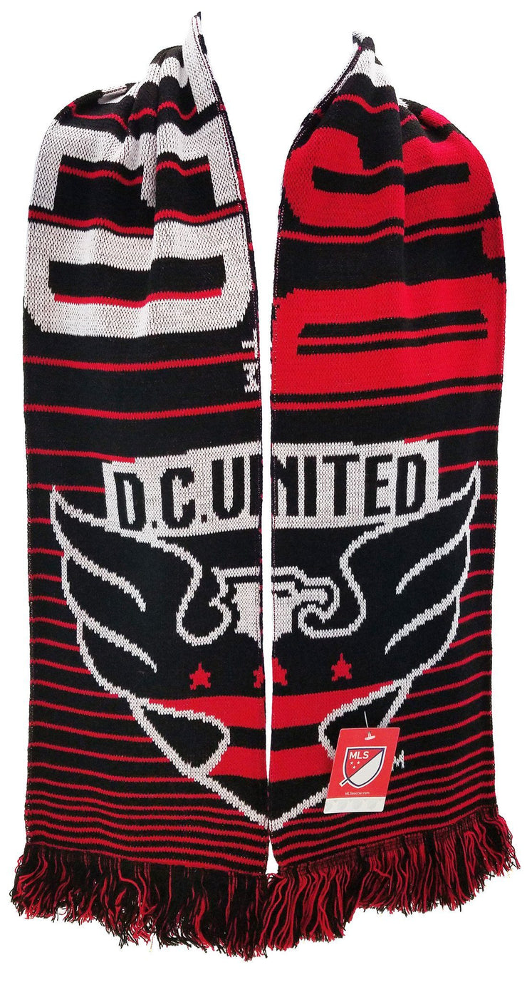 DC UNITED SCARF - Bold Split
