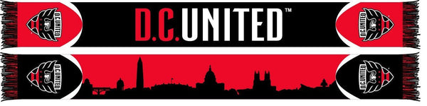 DC UNITED SCARF - Skyline
