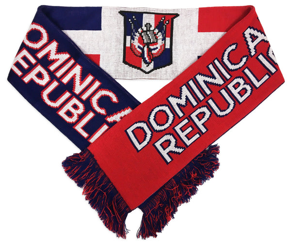 DOMINICAN REPUBLIC Scarf
