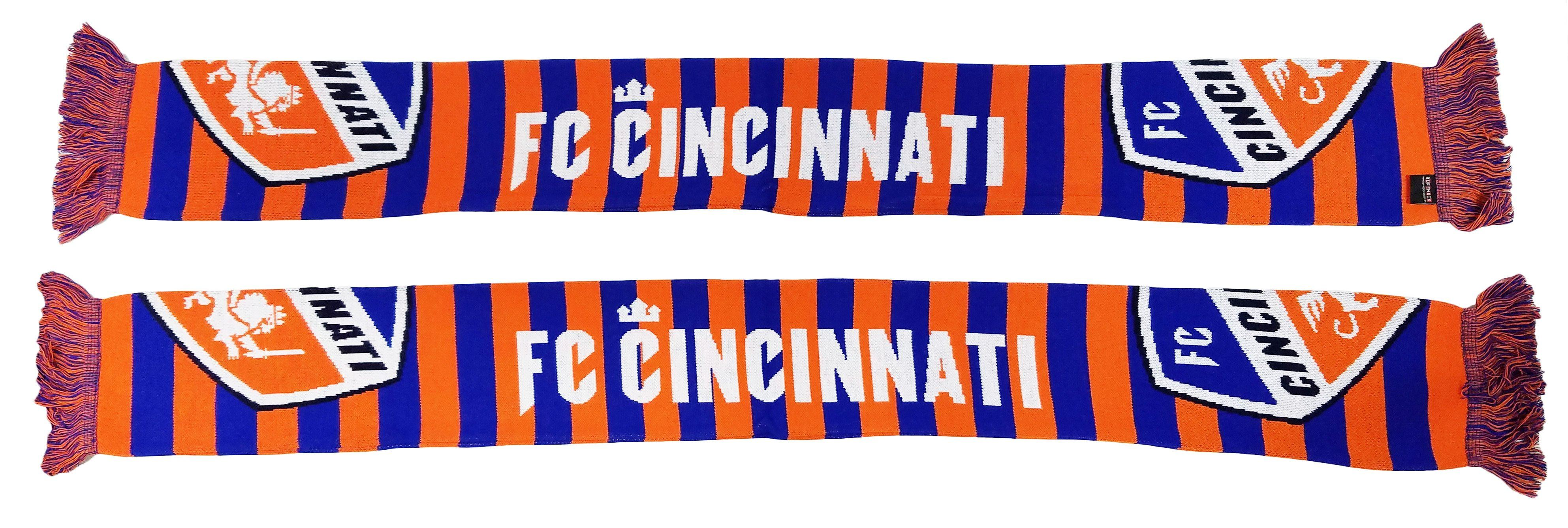 FC CINCINNATI SCARF - Split Bar