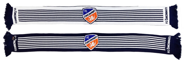 FC CINCINNATI SCARF - 7 Stripes