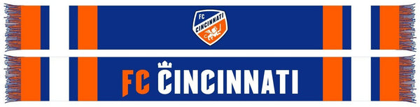 FC CINCINNATI SCARF - Bold Stripes