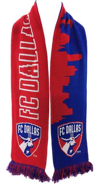 FC DALLAS SCARF - Skyline