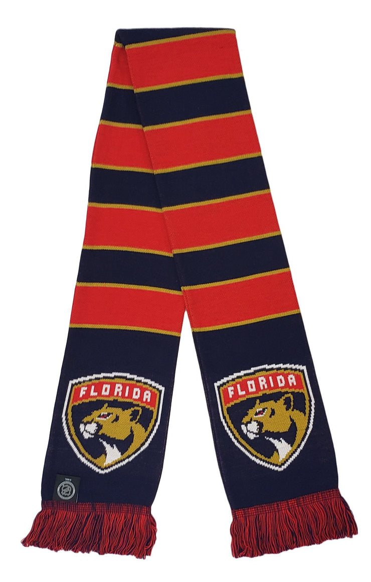 FLORIDA PANTHERS SCARF - Traditional Bar Scarf