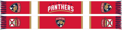 FLORIDA PANTHERS SCARF - Home Jersey