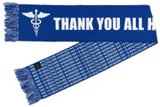 HEALTHCARE WORKER APPRECIATION SCARF (HD Woven)