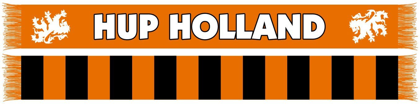HOLLAND Scarf- NETHERLANDS