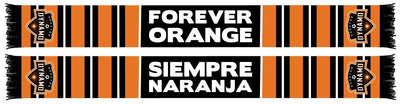 HOUSTON DYNAMO SCARF - 2020 Forever Orange