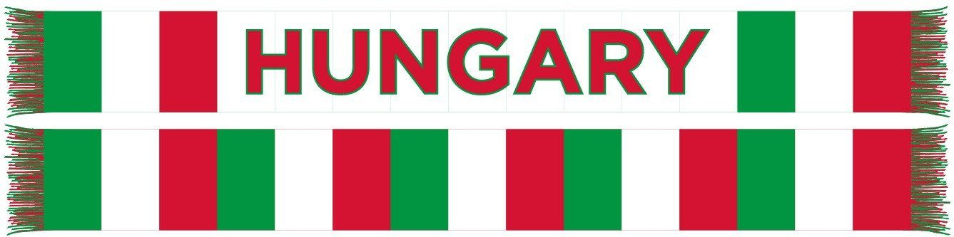 HUNGARY Scarf - Ruffneck Scarves - 1