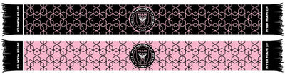 INTER MIAMI SCARF - Deco Hex (Summer Scarf)