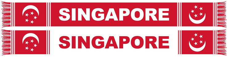 Singapore country scarf