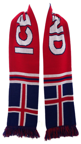 ICELAND Scarf - Ruffneck Scarves - 2
