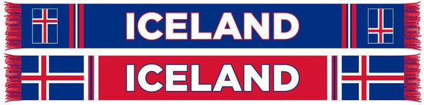ICELAND Scarf - Ruffneck Scarves - 1