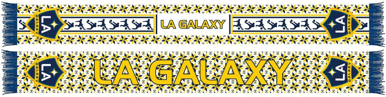 LA GALAXY SCARF - Ugly Sweater Scarf
