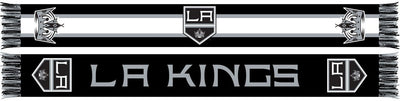 LA KINGS SCARF - Home Jersey (HD Knit)