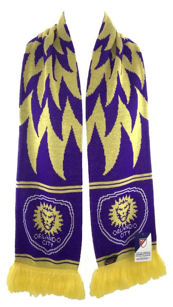 ORLANDO CITY SCARF - Lion's Mane - Ruffneck Scarves - 2
