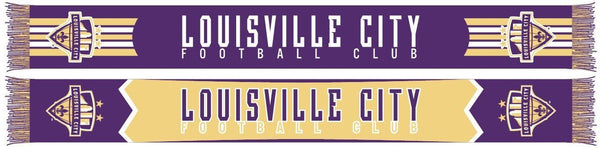 Louisville City FC Scarf - The Original (Summer Scarf)