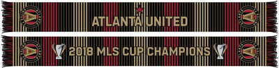 ATLANTA UNITED SCARF - MLS Cup Champs Bar